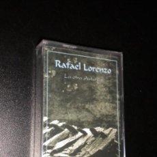 Casetes antiguos: CINTA CASSETTE PRECINTADO RAFAEL LORENZO / LA OTRA ASTURIAS / FONOASTUR. Lote 39087524
