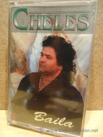 CHELES. BAILA. MC MEDITERRÁNEO MUSIC - 2000 - PRECINTADO. (Música - Casetes)