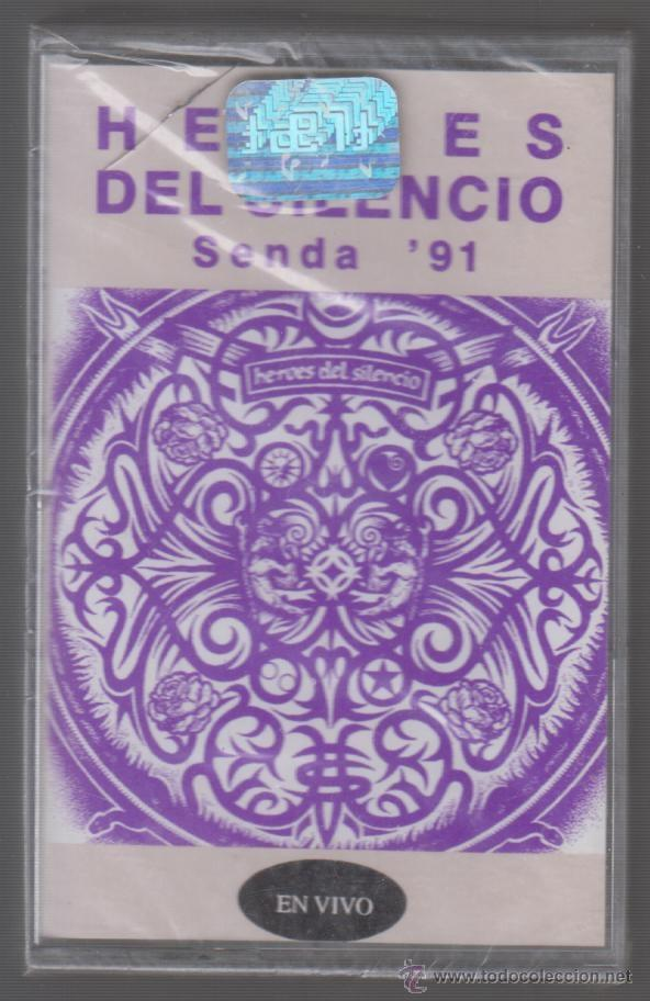 Héroes Del Silencio Cassette Senda 91 Edición M Sold Through Direct Sale 39797539