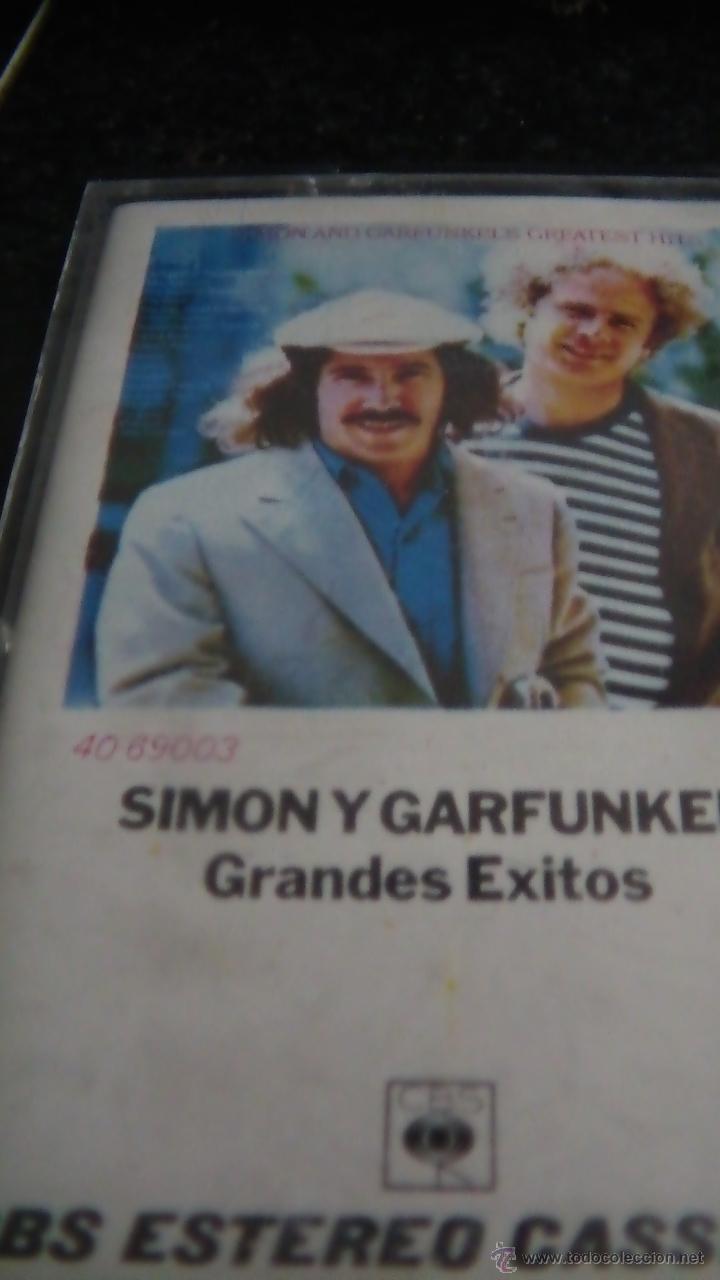 SIMON Y GARFUNKEL (Música - Casetes)