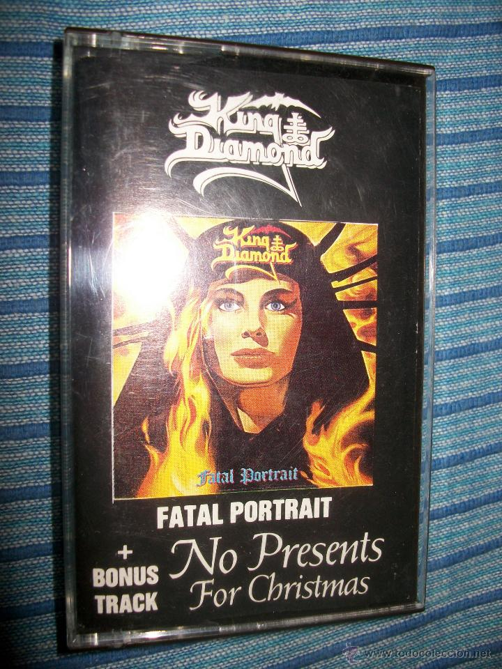 cassette - king diamond - fatal portrait + no p - Comprar Casetes ...