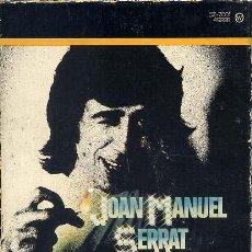 Casetes antiguos: JOAN MANUEL SERRAT - ALBUM DE ORO (4 CASSETTES1981) VER TEMAS. Lote 47093042