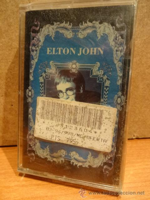 ELTON JOHN. THE ONE. MC - MCA - 1992 - PRECINTADO (Música - Casetes)
