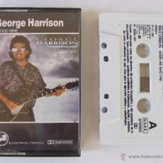 Casetes antiguos: GEORGE HARRISON BEATLES CLOUD NINE CINTA CASETE DARK HORSE RECORDS. Lote 41416485