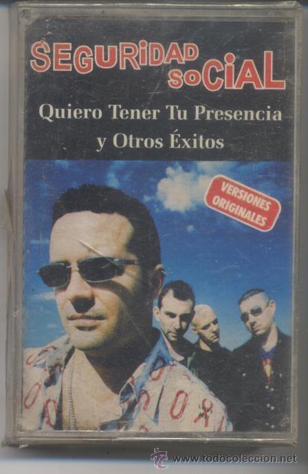 SEGURIDAD SOCIAL,EXITOS DEL 2000 (Música - Casetes)
