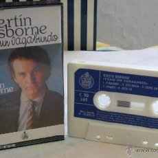 Casetes antiguos: BERTIN OSBORNE - COMO UN VAGABUNDO - HISPAVOX C 90.689. Lote 42548898