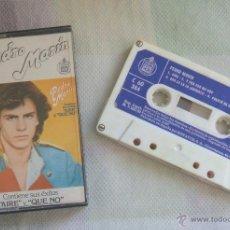 Cassettes Anciennes: PEDRO MARIN CONTIENE SUS ÉXITOS AIRE Y QUE NO / HISPAVOX CASSETE, 1980. Lote 42969844