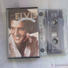 Casetes antiguos: ELVIS PRESLEY - ELVIS GREAT COUNTRY SONGS / CASSETTE / CANCIONES INÉDITAS. Lote 43051431