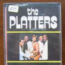 Casetes antiguos: THE PLATTERS: ONLY YOU, YOU MADE ME CRY,…TANDEM. PRECINTADA . Lote 43114852