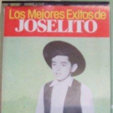 Casetes antiguos: LOS MEJORES EXITOS DE JOSELITO - GRANADA - PLATERILLO - EL COPLERO - TANI (CANTA MIGUEL). Lote 43195312