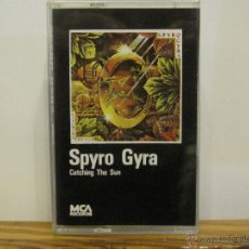 Casetes antiguos: SPYRO GYRA - CATCHING THE SUN. Lote 43915677