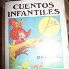 Casetes antiguos: CASSETTE - CUENTOS INFANTILES. Lote 44326449