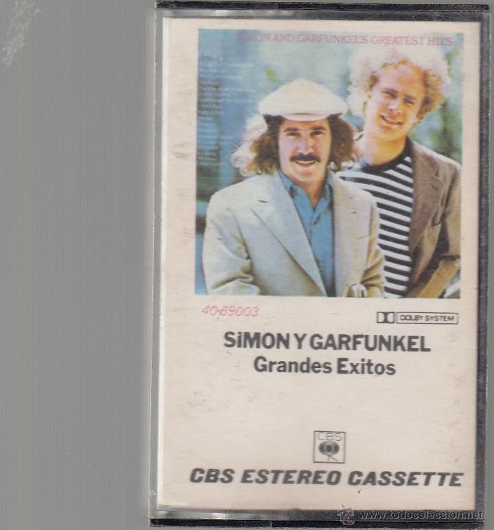 SIMON GARFUNKEL (Música - Casetes)