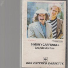 Casetes antiguos: SIMON GARFUNKEL. Lote 44351635