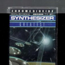 Casetes antiguos: SYNTHESIZER GREATEST · ARCADE , 1990. Lote 44789024
