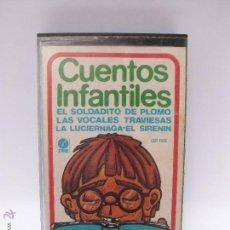 Casetes antiguos: CUENTOS INFANTILES. Lote 44920449