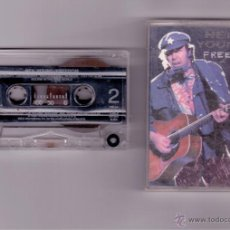 Casetes antiguos: NEIL YOUNG - FREEDOM. Lote 45277099