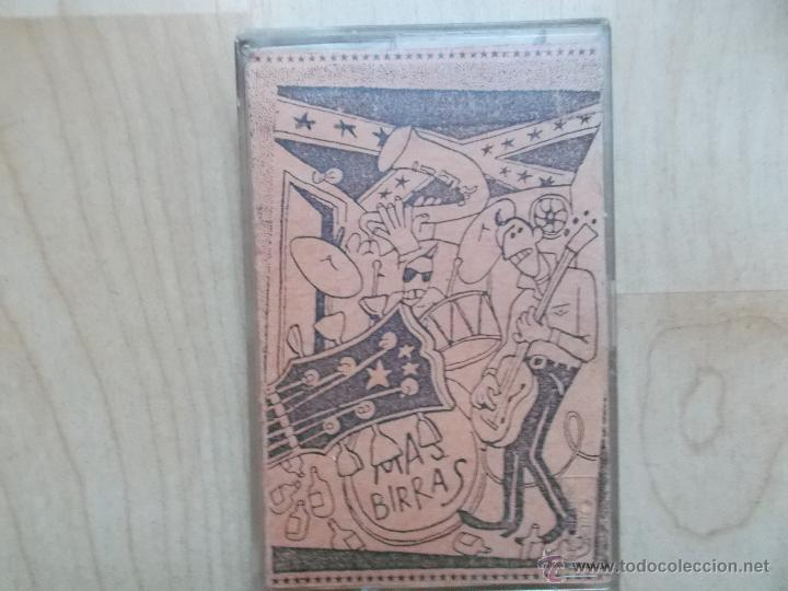 MAS BIRRAS - MAQUETA -1986 - 1989 - DIBUJOS DE CALPURNIO - MUY DIFICIL DE CONSEGUIR (Música - Casetes)