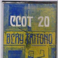 Casetes antiguos: BLAY TRITONO - CLOT 20 - DANZA DE PROCESION - MARROQUI - NOCTURN - SAURA - LA CEBA - FOTO ADICIONAL. Lote 45551509
