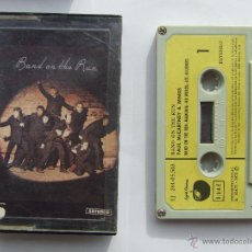 Casetes antiguos: BEATLES PAUL MCCARTNEY CINTA CASETE BAND ON THE RUN. Lote 45789937