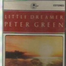 Casetes antiguos: PETER GREEN CASETTE SELLO CARNABY. Lote 46825914