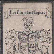 Casetes antiguos: CHIRIGOTA DE CADIZ. LOS CRUZADOS MAGICOS. CAR-747-4. Lote 101111663