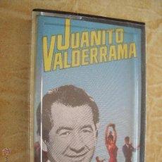 Casetes antiguos: CASETE JUANITO VALDERRAMA. Lote 47795682