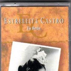 Casetes antiguos: ESTRELLITA CASTRO - EN BERLÍN - CASETE PRECINTADO. Lote 48103010