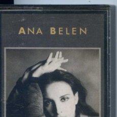Casetes antiguos: ANA BELEN / PARA LA TERNURA (CBS 1986). Lote 48873178