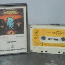 Casetes antiguos: CINTA MUSICA CASSETTE CASETTE CASSETE BOSTON . Lote 48989306