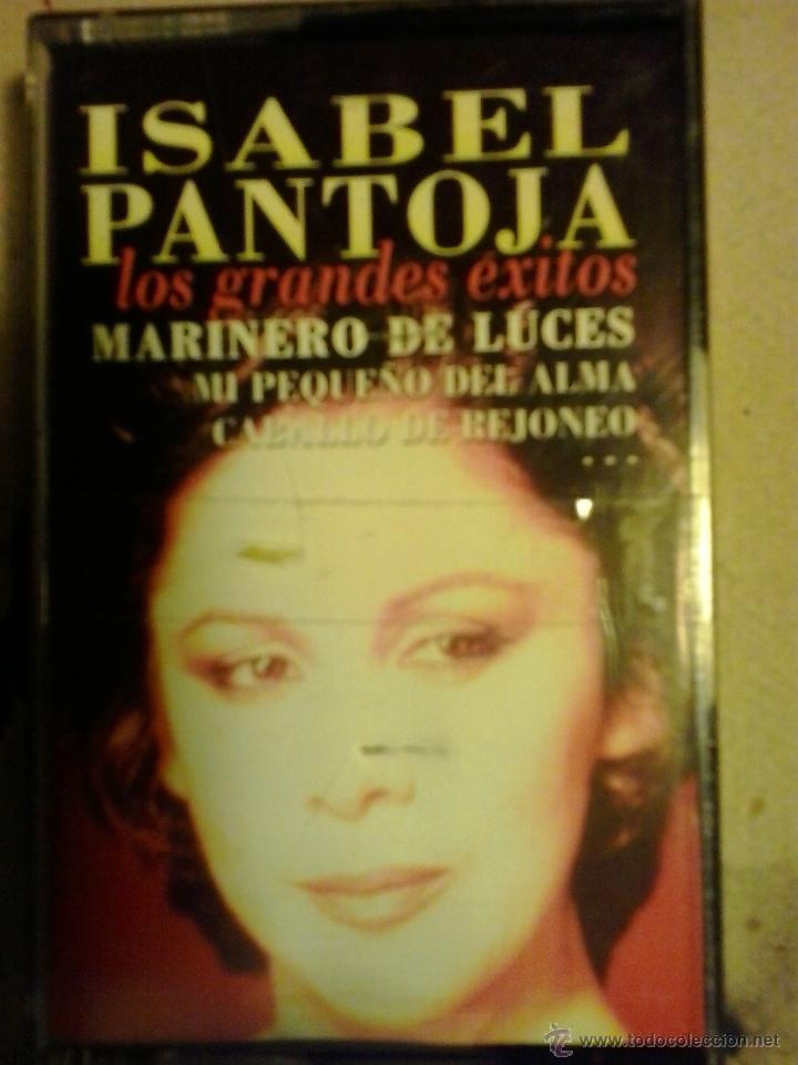 ISABEL PANTOJA-LOS GRANDES EXITOS (Música - Casetes)