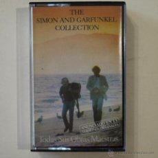 Casetes antiguos: SIMON AND GARFUNKEL - THE SIMON AND GARFUNKEL COLLECTION - CASETE 1981. Lote 49060858