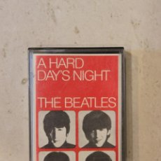 Casetes antiguos: A HARD DAYS NIGHT - THE BEATLES. Lote 49167465