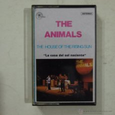 Casetes antiguos - THE ANIMALS - THE HOUSE OF THE RISING SUN - CASETE 1989 - 49189669
