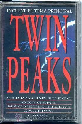 TWIN PEAKS Y OTROS TEMAS (COCK PRECINTADA) (Música - Casetes)