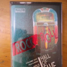 Casetes antiguos: CASETE ROCK AND ROLL. Lote 49195238