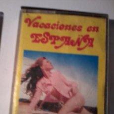 Cassettes Anciennes: CASETES. VACACIONES EN ESPAÑA. 74 C10F. Lote 49723457