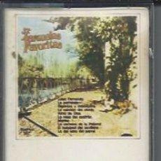 Casetes antiguos: ZARZUELA FAVORITAS --1975 - CASETES SEGUNDA MANO. Lote 50045636