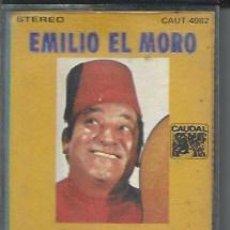 Casetes antiguos: EMILIO EL MORO --VOL.II - 1977 - CASETES SEGUNDA MANO. Lote 50047439