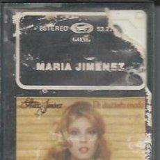 Casetes antiguos: MARIA JIMENEZ --1981 -CASETES SEGUNDA MANO. Lote 50054155