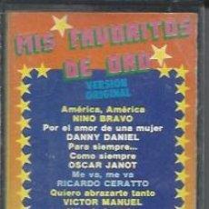 Casetes antiguos: MIS FAVORITOS DE ORO--1979 - CASETES SEGUNDA MANO. Lote 50054215