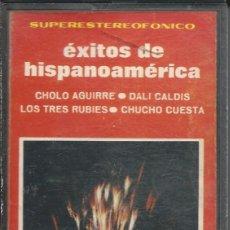 Casetes antiguos: ÉXITOS DE HISPANO AMÉRICA AÑO 1974 - CASETES SEGUNDA MANO. Lote 50092381