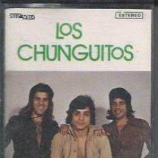 Casetes antiguos: LOS CHUNGUITOS. (RECOPILACIÓN) 1983 - CASETES SEGUNDA MANO. Lote 50092669