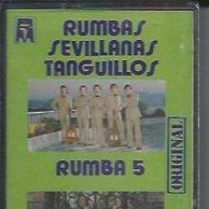 Casetes antiguos: RUMBA 5 - JARAMA. 1981 - CASETES SEGUNDA MANO. Lote 50093627