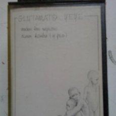 Casetes antiguos: GLUTAMATO YE-YE ?– TODOS LOS NEGRITOS TIENEN HAMBRE (Y FRIO)-CASSETE. Lote 50244178