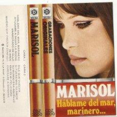 Casetes antiguos: MARISOL CASETE HABLAME DEL MAR,MARINERO.DISCOSA.1981. Lote 50367793