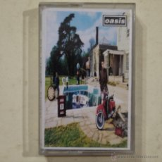 Casetes antiguos - OASIS - BE HERE NOW - CASETE 1997 - 50392252