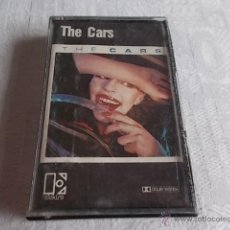 Casetes antiguos: THE CARS THE CARS. Lote 50773064