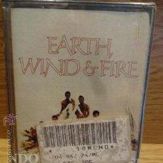 Casetes antiguos: EARTH, WIND & FIRE.HEAD TO THE SKY. MC / CBS - PRECINTADO.. Lote 50971909