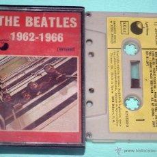 Casetes antiguos: CINTA THE BEATLES - 1962-1966. Lote 51127482